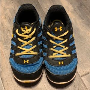 Under armor shoes